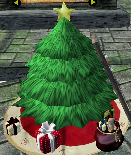 25L Wildfire Designs Christmas tree