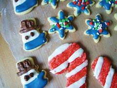 christmas sugar cookies - 10