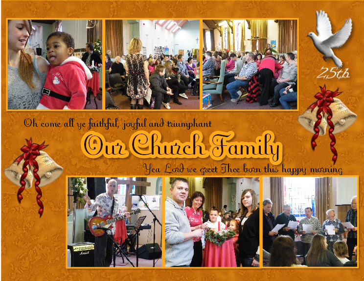 25th Our Church Family