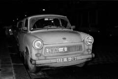Ewing 4 vs. Trabant 601 (Stefan Mai) Tags: berlin germany buch deutschland ddr 1985 mitte gdr eastberlin ewing pankow ostberlin trabant601 ddrgdrdeutschlandgermany