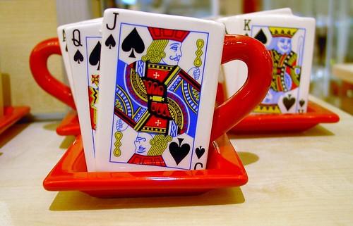 IM002700 Genting Poker Cups