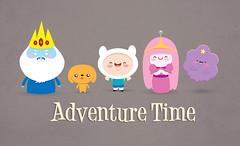 Kawaii Adventure Time (Jerrod Maruyama) Tags: cute jake kawaii finn cartoonnetwork iceking adventuretime adventuretimefanart lumpyspaceprincess