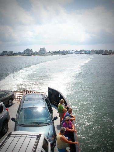 oakracoke ferry