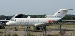 Yak-40 | RA-87983 | BKA | 20110814 (Wally.H) Tags: yak40 yakovlev40 ra87983 bka uueb moscowbykovo airport