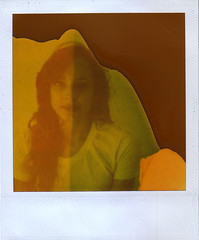 JANA ROSE (KEVIN KAY) Tags: portrait art film fashion portraits polaroid expired slr680 600film savepolaroid kevinkay janarose