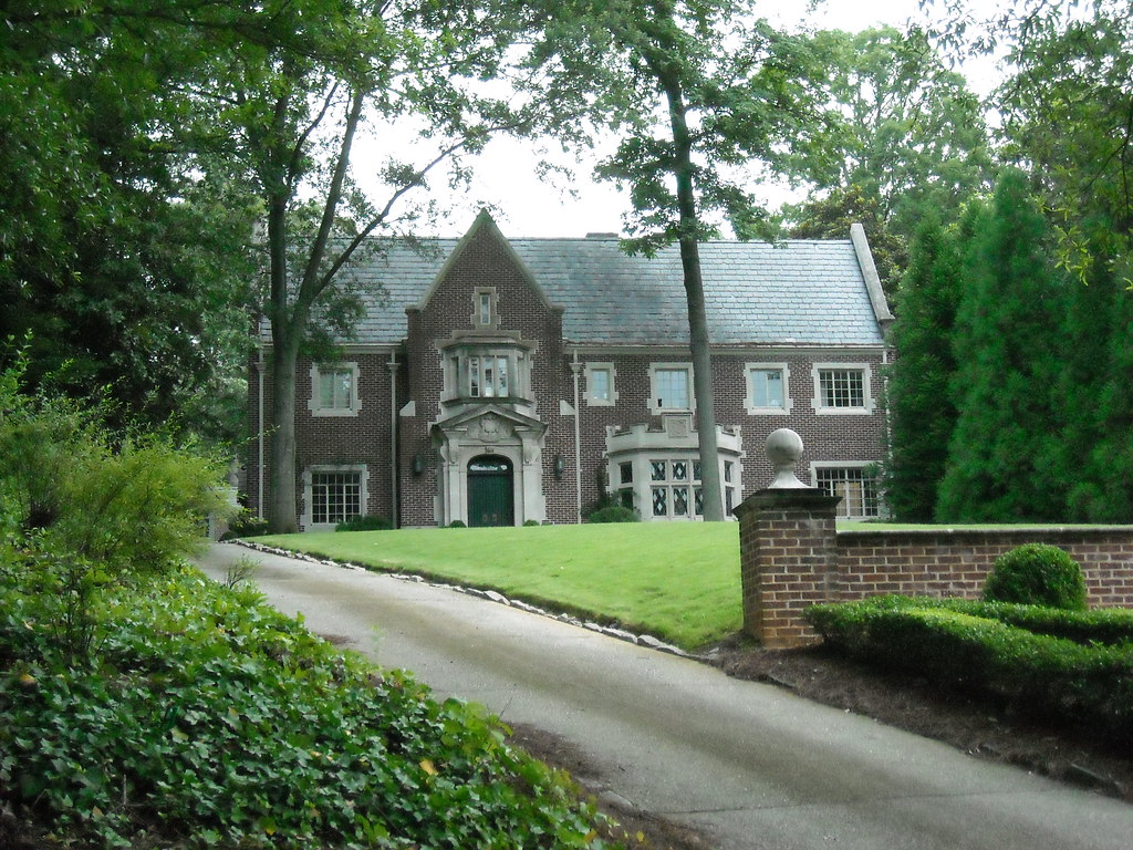 english style mansion - photo #29