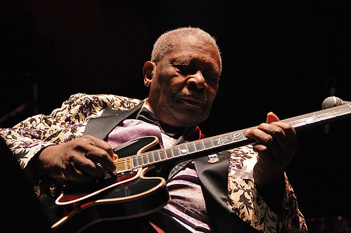 B.B. King live @ Colorline Arena