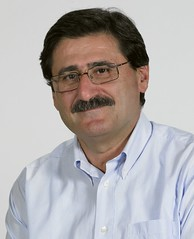 Κώστας Πελετίδης, επικεφαλής της Δ.Α.Σ. «ΠΑΤΡΑ ΜΠΡΟΣΤΑ». Περισσότερα για την φωτογραφία στο Flickr.