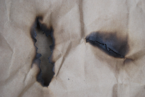 Burnt Paper Texture 06