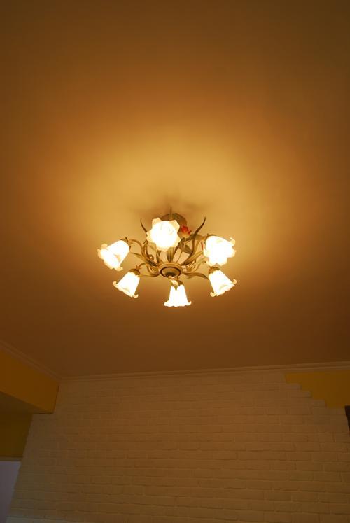 客廳燈3太暗