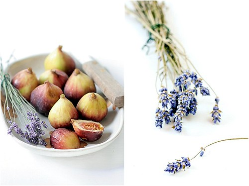 Figs and Lavender