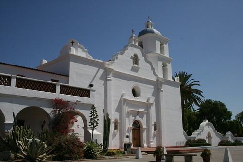 Mission Luis Rey de Francia