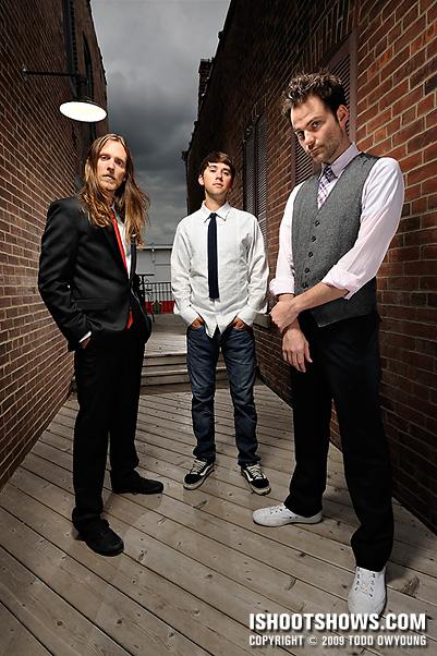 Promos: The New Heathers -- Redbird Records