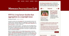 NYT Co.'s top lawyer doubts that aggregation is a copyright issue » Nieman Journalism Lab_1248431610230