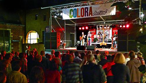 COLORA festival Leuven 25 juli 2009