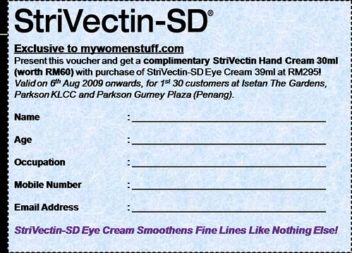 SV-SD Eye Cream