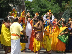 Grand Inauguration and Kumbaabhishekam of Chinmaya Mission Andover- July 2009