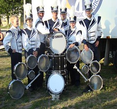 """SLB Drummers • <a style=""""font-size:0.8em;"""" href=""""https://www.flickr.com/photos/28886441@N07/3778244948/"""" target=""""_blank"""">View on Flickr</a>"""