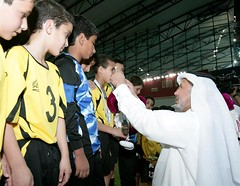 """SCHOOLS OLYMPIC DAY 2008 - 2009. """" SPORT AND ENVIRONMENT """" (Qatar olympic) Tags: day olympic schools 2009 doha qatar"""