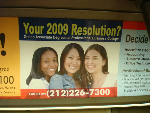 Your 2009 Resolution?