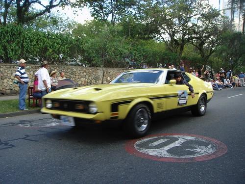 Desfile autos cl sicos 2009
