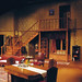 Set for Arsenic and Old Lace