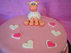 A Sheep Cake