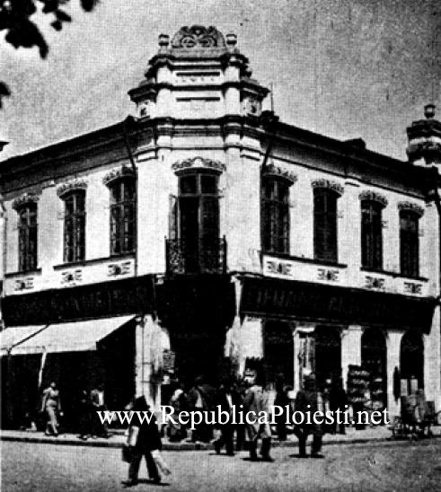 Casa Hagi Buzila - 1935