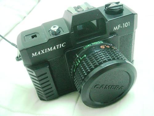 搜到寶MAXTIMATIC MF-101