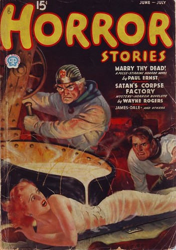 horror stories junio 1937