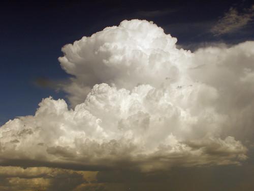 フリー写真素材, 自然・風景, 空, 雲, 夕日・夕焼け・日没, 嵐, アメリカ合衆国,