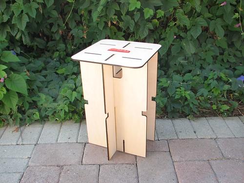Tie Stools10 & Remaking a portable stool | Evil Mad Scientist Laboratories islam-shia.org