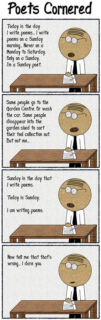#73 - Sunday Poet