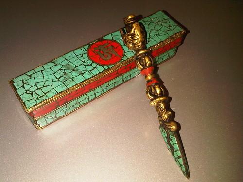 Tibetan religious item