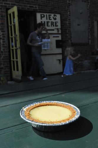 Steves Key Lime Pie Red Hook Brooklyn