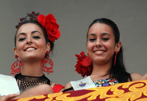 Corrida Mixta, Feria de Melilla 2009 250