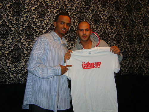 Danny Fernandes with Chedo