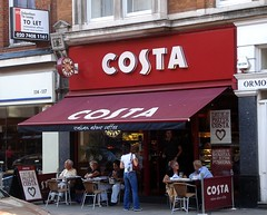 Picture of Costa Coffee, WC1B 4BL