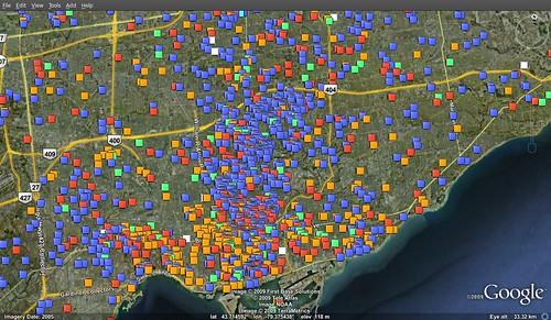 Toronto: Electoral Donations in Canada