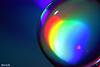 Bubble (Luca Morlok) Tags: colors canon eos dvd bubble colori arcobaleno luce bolla goccia 450d lucamorlok