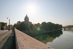 1939 2009 Ponte di ferro dei Fiorentini (Roma ieri, Roma oggi: Raccolta Foto de Alvariis) Tags: italy roma pontes 2009 ai giovanni fiorentini rione pontediferro alvarodealvariis pontedeifiorentini lungoteveredeifiorentini pontedelsoldino