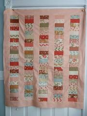 Fabiani's baby quilt