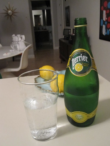 Perrier at home