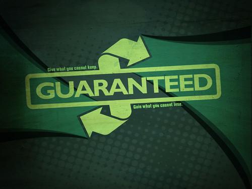 Guaranteed rev1