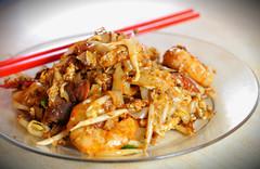 Char Kway Teow, Kafe Heng Huat, Lorong Selamat, Georgetown, Penang