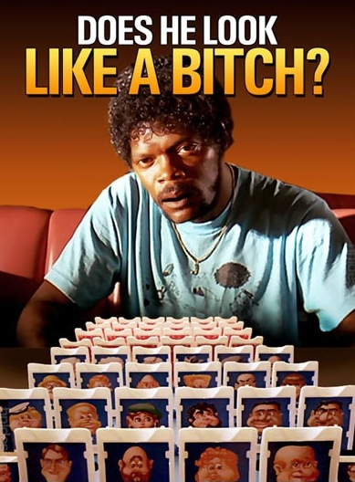 Thumb Pulp Fiction: Does he look like a bitch?