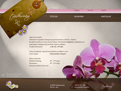 florist's web layout design (Molnr Pter) Tags: layout design website api virgbolt petermolnar floristdesignwebsitelayoutpetermolnarapivirgbolt