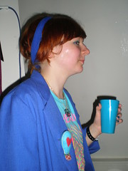 katie thorburns colour party (6) (stevefuzzbass) Tags: friends party colour colourparty gracedenton