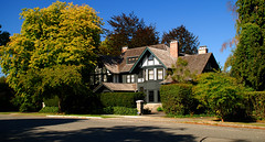 when approaching the autumn real estate market The Crescent, Shaughnessy, Vancouver, 2009