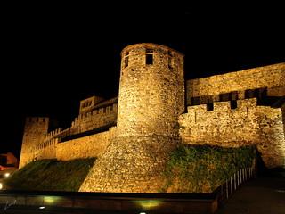 Torres y murallas